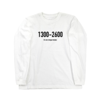 POINTS 1300-2600 Long sleeve T-shirts
