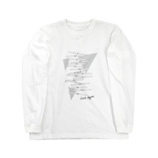 LET'S STICKS Long sleeve T-shirts