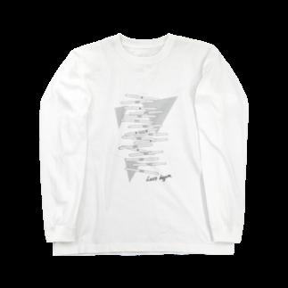 wlmのLET'S STICKS Long sleeve T-shirts