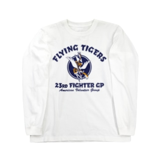 FLYING TIGERS Long sleeve T-shirts