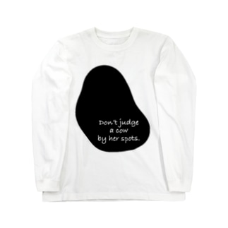 Don't judge Long sleeve T-shirts