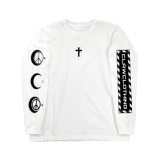 ▽CLAW▽のCLAW Long sleeve T-shirts