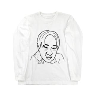 支配層 Long sleeve T-shirts