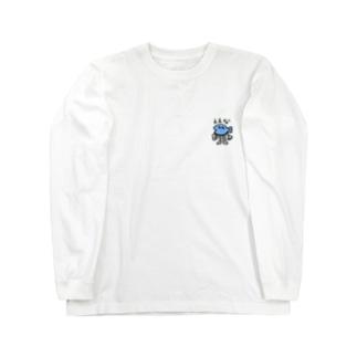 てきとう魚たん Long sleeve T-shirts