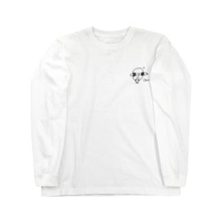 ぎょろめちゃん Long sleeve T-shirts