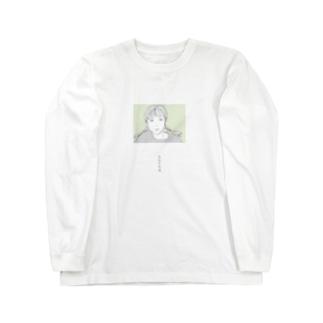 春眠不覚暁 Long sleeve T-shirts