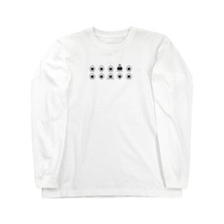 おにぎり Long sleeve T-shirts