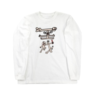 へいせいでい Long sleeve T-shirts