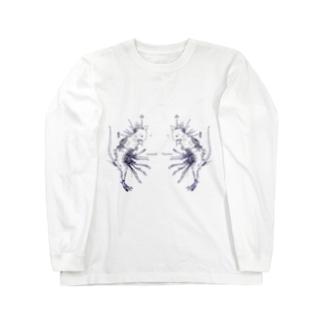 Thanatos Long sleeve T-shirts