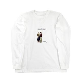 アニーホール Long sleeve T-shirts