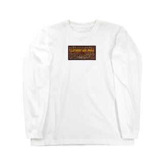 レオパードロングスリーブT Long sleeve T-shirts