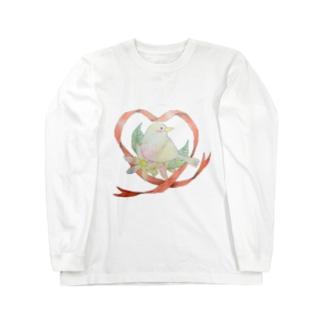 小鳥ちゃん Long sleeve T-shirts