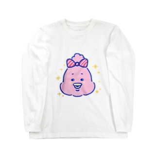 ピヨ美ちゃん Long sleeve T-shirts