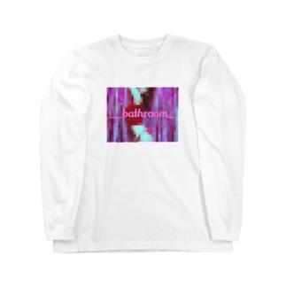 PINKPINKPINKシリーズ Long sleeve T-shirts