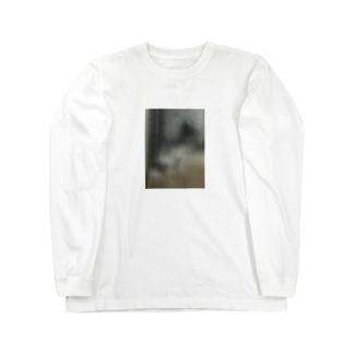 磨り犬 Long sleeve T-shirts