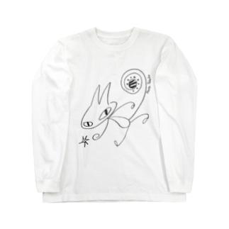 パウロのガッツ Long sleeve T-shirts