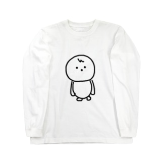 ぼー Long sleeve T-shirts