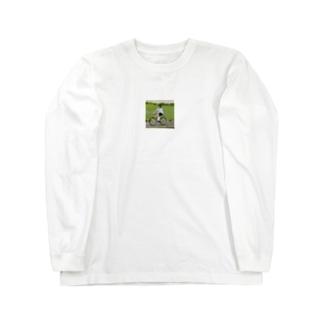 しげみ Long sleeve T-shirts