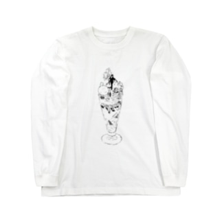 The parfait2 Long sleeve T-shirts