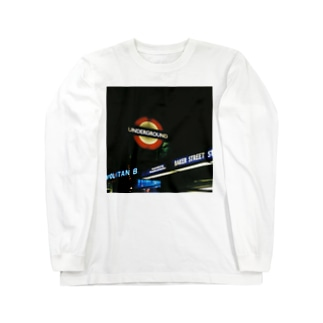 London Underground Long sleeve T-shirts