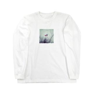 家族写真 Long sleeve T-shirts