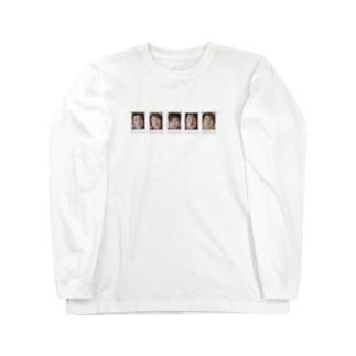 案 Long sleeve T-shirts