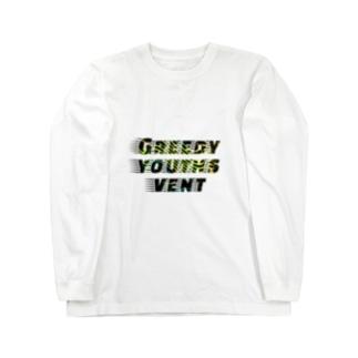 via Greedboys Long sleeve T-shirts
