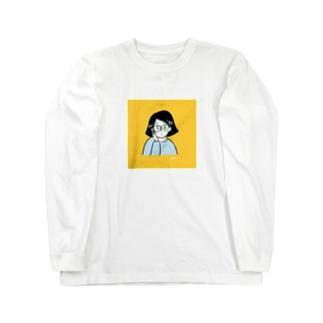 GWちゃん Long sleeve T-shirts