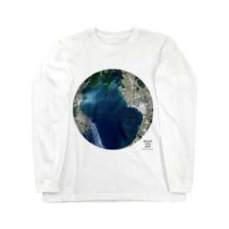 滋賀県 長浜市 ロングスリーブTシャツ Long sleeve T-shirts