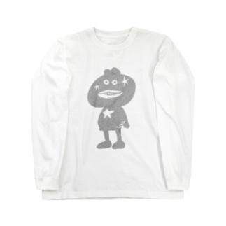 キャプテンみちお Long Sleeve T-Shirt