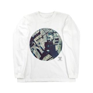 東京都 江東区 ロングスリーブTシャツ Long sleeve T-shirts