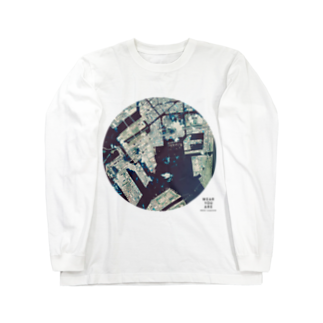 WEAR YOU AREの東京都 江東区 ロングスリーブTシャツ Long sleeve T-shirts