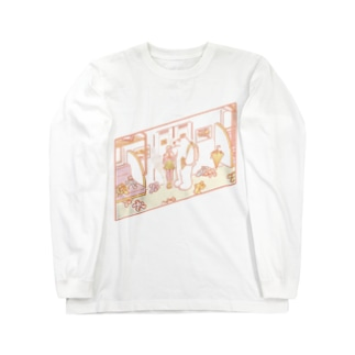 プロテクト ユー Long sleeve T-shirts