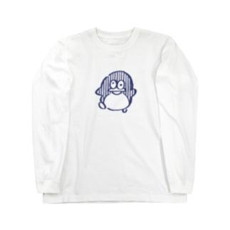 ペンギンさん Long sleeve T-shirts
