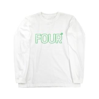 FOUR20 Long sleeve T-shirts