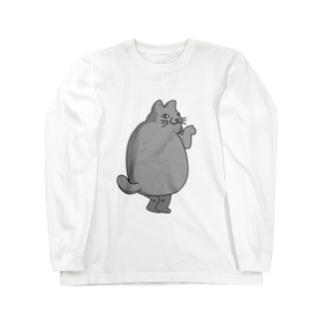 細々のみゃ~ご Long sleeve T-shirts