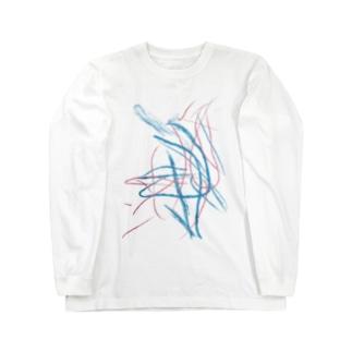 drawing Long sleeve T-shirts