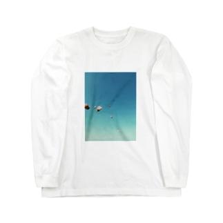 小石の空 Long sleeve T-shirts