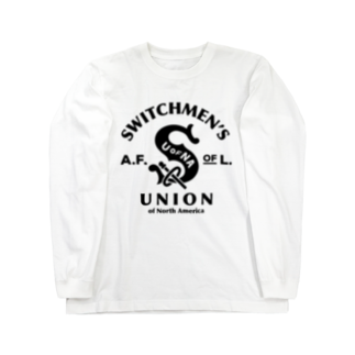 Bunny_Robber_GRPCのSWITCHMEN'S UNION Long sleeve T-shirts