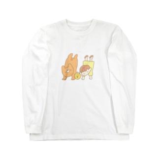 さかだち Long sleeve T-shirts
