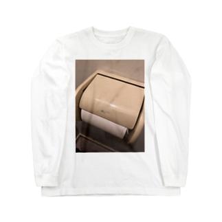 安寧を求めてシリーズ Long sleeve T-shirts