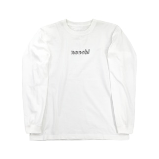 neoch!のグッズ Long sleeve T-shirts