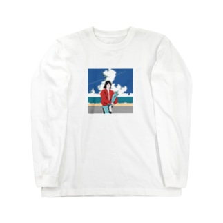 young man Long sleeve T-shirts