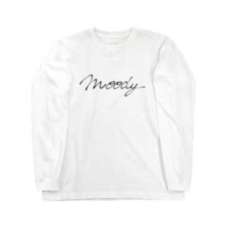 moody Long sleeve T-shirts