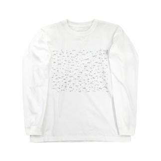 天井 Long sleeve T-shirts