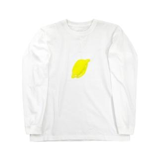 れモン Long sleeve T-shirts