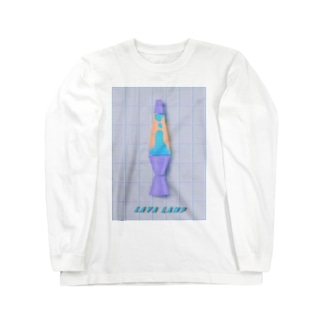 ラバランプ Long sleeve T-shirts