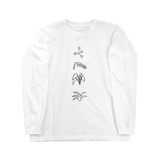 35日分 Long sleeve T-shirts