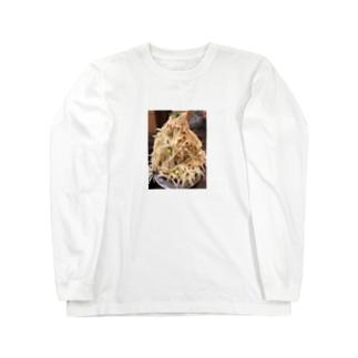 野菜マシマシ Long sleeve T-shirts