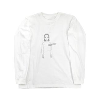 空洞〜 Long sleeve T-shirts